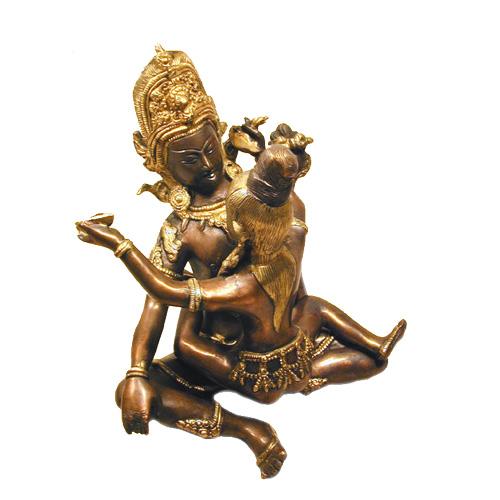 STATUE BUDDHA-SHAKTI