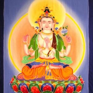 WANDBEHANG ~ BUDDHISMUS